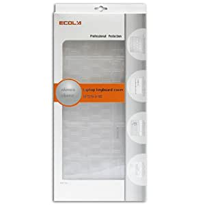 ECOLA 宜客莱 EM003 超薄笔记本键盘保护膜 (三星Q470,700Z4A,530U4系列,535U4系列,900X4系列适用)