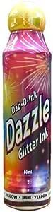 Dazzle 3 盎司黄色宾戈舞蹈鞋