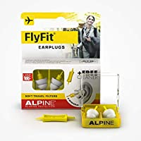 ALPINE HEARING PROTECTION 耳塞 航空机内用耳塞 Fly Fit MINI GRIP