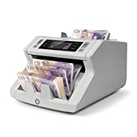 Safescan 2210 貨幣計數器 - 帶紫外線檢測的Banknote 計數器