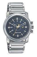 Fastrack Economy Analog Black Dial Men's Watch - NE3039SM02