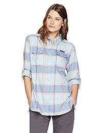 Columbia Bonehead 女士法兰绒长袖衬衫