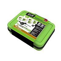 EAB 工具 1054182 9 件 M3 双金属电工工业孔锯套装 - 可更换