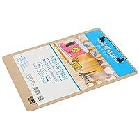 可得优KW-triO 7421木制书写板夹文件垫板环保书写板强力夹学生办公会议板夹报告夹 型号7421 规格A4