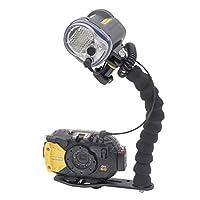 海洋与海洋冒险套装,带 DX-6G 紧凑相机和 YS-03 照明套装