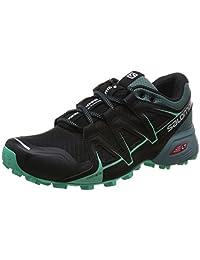 Salomon 萨洛蒙 SPEEDCROSS VARIO 2 W 女 户外防滑耐磨越野跑步鞋 L39841800 SPEEDCROSS VARIO 2 W