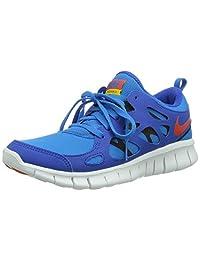 Nike FREE RUN 2 (GS), 443742 – 021, 男女皆宜 – 儿童跑鞋训练