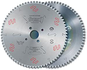 Freud LSB56502 565mm 60 Tooth Carbide Tipped Panel Sizing Blade for Single or Multiple Panels