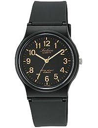 CITIZEN Q&Q 手表 Falcon(猎鹰) 模拟式 表示 10个气压防水 黑色×金色 VP46-853