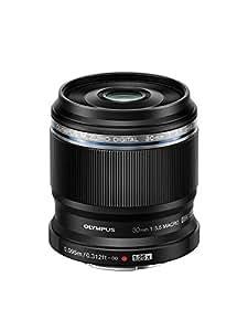 Olympus 奥林巴斯M.Zuiko数码ED 30mm f3.5微距镜头 黑色
