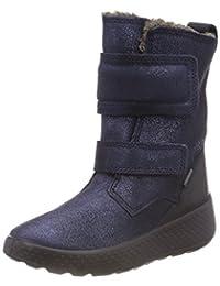 ECCO 女童 Ukiuk 雪地靴