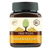 Tree of Life 300+ MGO Manuka Honey, 250 g
