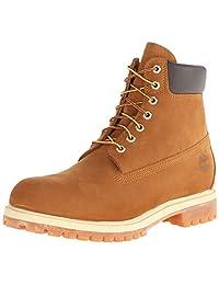Timberland 添柏岚 6 in Premium 高帮靴 防水工装靴 10061 登山靴