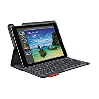 Logitech Logitech Type+ iPad Air 2 集成键盘保护壳,深蓝色 - 光滑表面 (920-006913)920-006912