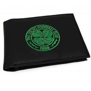 官方足球俱乐部徽章刺绣 PU 皮钱包 均码 黑色 k20700ce