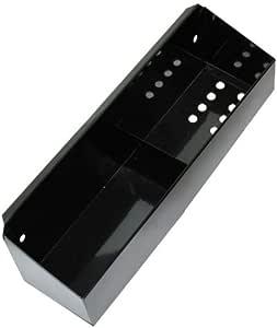 Homak 27-Inch Professional Series Side Tool Holder, Black, BK08012601