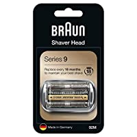 Braun 博朗 Series 9 92M 剃须刀盒 适用于9系列剃须刀,银色