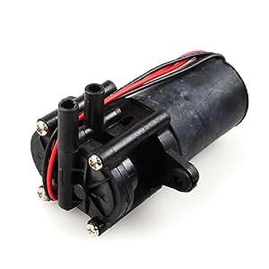 KEDSUM ZC-A250 5-12V DC 迷你无刷磁性自吸热水泵高温 100'C 1.2M