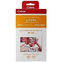 Canon 佳能 RP 108IP-1 带盒打印纸张套件-黑色