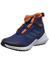 adidas kids 阿迪达斯童鞋 男童 休闲运动鞋 FortaTrail BOA wide