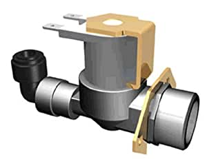 Cadco XC660 电阀套件,适用于 Cadco XAF-115 和 XAF-135 烤箱,金属和塑料
