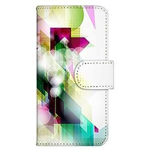智能手机壳 手册式 对应全部机型 印刷手册 wn-176top 套 手册 CG设计 数码 3D UV印刷 壳WN-PR018899-M AQUOS PHONE EX SH-04E 图案 A