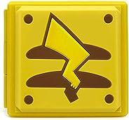 冒险游戏 - 口袋妖怪,皮卡丘尾巴 - 高级游戏卡套 - 任天堂开关