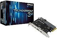ASROCK Thunderbolt 3 AIC R2.0 Intel JHL6540 Thunderbolt 3 控制器