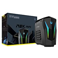 ZOTAC Gaming GeForce 游戏显卡 *紧凑 IceStorm 2.0GM2060C5R1B-U-W2B MEK Mini Gaming PC