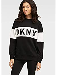 DKNY 女式 套头衫 LOGO FLEECE DP8T6161