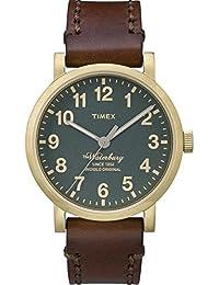 TIMEX 天美时 Waterbury 石英男士手表 TW2P58900(亚马逊进口直采,美国品牌)