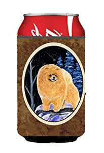 Starry Night Pomeranian Michelob Ultra Koozies for slim cans SS8396MUK 多色 Can Hugger