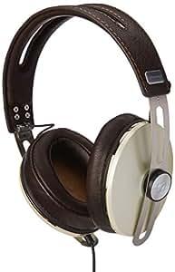 Sennheiser 森海塞尔 MOMENTUM i 大馒头2代 头戴式包耳高保真立体声耳机 苹果版 象牙白色
