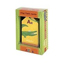 Animal Abcs: Ring Flash Cards