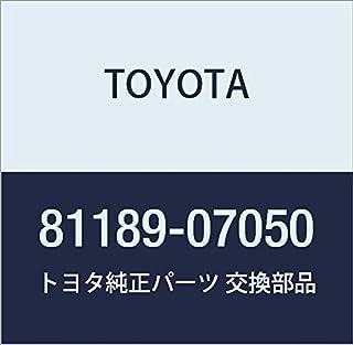 TOYOTA (丰田) 原厂零件 前灯 盖 普罗德 产品编号81189-07050