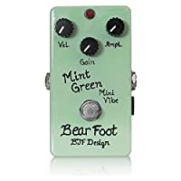 BearFoot 赤足 模块化踏板 Mint Green Mini Vibe (国内正品)