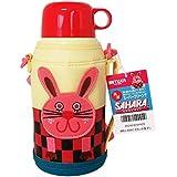 Tiger虎牌 儿童型不锈钢真空保温杯MBJ-A06C-ER小兔子600ml