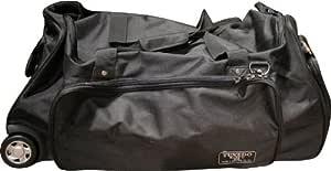 Humes & Berg TX541TP 30.5 X 14.5-Inches Tuxedo Companion Bag Tilt-n-Pull