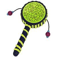 B.Toys 比乐 拨浪鼓 扭腰手鼓 早教玩具 感官训练玩具  婴幼儿童益智玩具 礼物 2岁+ BX1257GTZ