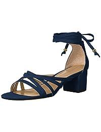adrienne vittadini 鞋履女式 alesia 高跟凉鞋