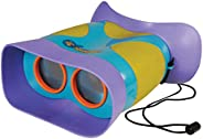 Educational Insights GeoSafari Jr.望远镜:儿童双筒望远镜-适用于学前科学
