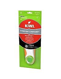 Kiwi Kiwi 日常舒适 凝胶支撑鞋垫 42-46 1双 5件装