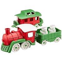 Green Toys TRNRG-1293 火車, 紅色/綠色
