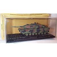 Deagostini 1:72 壓鑄模型坦克 - 豹紋 2 A5 Einsatzbataillon 1 機械師 Baterie Orahavac Kows 2000 *坦克 #5
