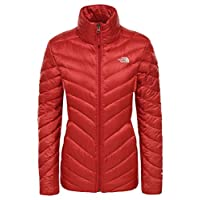 THE NORTH FACE 女式 W Trevail 夹克保暖羽绒服