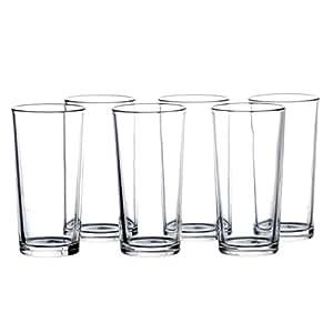 水/饮料 226.8 g 高光玻璃杯套装 透明 7.8 Oz