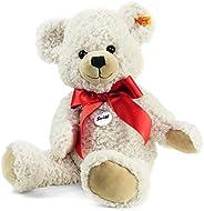 Steiff Lilly Dangling 泰迪熊毛絨玩具,奶油色,40厘米
