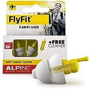 荷兰 Alpine FlyFit Earplugs 隔音 入耳式 睡眠 航空飞机 耳塞 耳痛 减压
