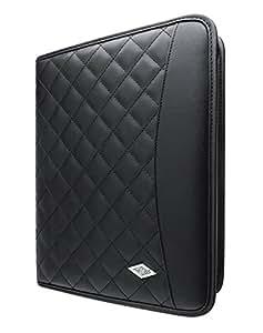 Wedo 58 73911 Amiga Organizer with universal holder for 9.7-10.5 inch Tablet - Black