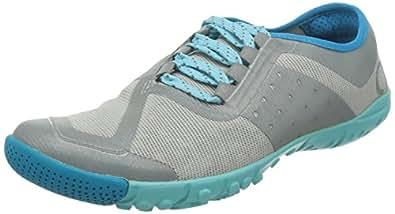 Skora PHASE-X高级系列 女 综合训练鞋PHASE-X进阶-X R02-001W06X 银/蓝绿/冰 36 (US 6)